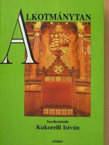 Dezső Márta - Alkotmánytan [antikvár]