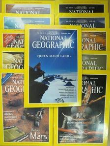 Bill Bryson - National Geographic 1998. (nem teljes évfolyam) [antikvár]