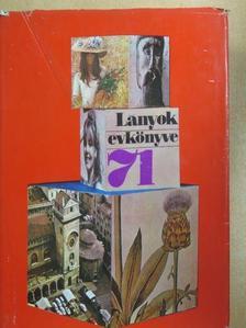 A. P. Csehov - Lányok Évkönyve 1971 [antikvár]