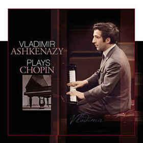 Chopin - PLAYS CHOPIN LP ASHKENAZY