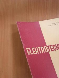 Bánfai György - Elektrotechnika 1970. július [antikvár]