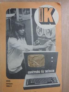 Bácskai Júlia - Ifjúkommunista 1983/4. [antikvár]