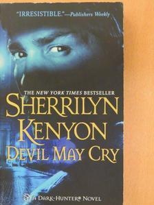 Sherrilyn Kenyon - Devil may cry [antikvár]