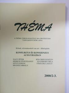 Hinrich Stoevesandt - Théma 2000/2-3. [antikvár]