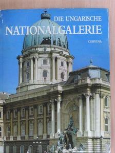 Csorba Géza - Die Ungarische Nationalgalerie [antikvár]