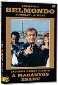 Belmondo - A magányos zsaru - DVD -