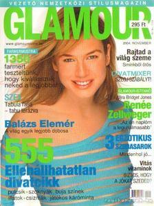 Maróy Krisztina - Glamour 2004. november [antikvár]