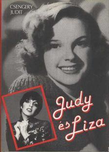 CSENGERY JUDIT - Judy és Liza [antikvár]