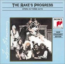 STRAVINSKY - THE RAKE'S PROGRESS 2CD IGOR STRAVINSKY