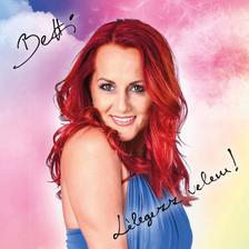 Betti - Betti - Lélegezz velem (CD)