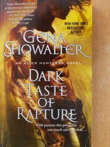 Gena Showalter - Dark taste of Rapture [antikvár]
