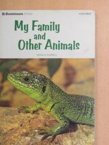 Gerald Durrell - My Family and Other Animals - 2 CD-vel [antikvár]