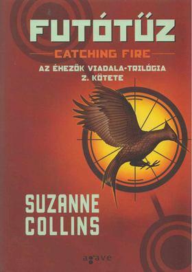 Suzanne Collins - Futótűz [antikvár]