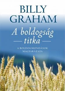 Billy Graham - A boldogság titka [eKönyv: epub, mobi]
