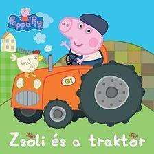Peppa malac - Zsoli és a traktor