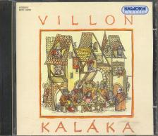 Kaláka - VILLON CD-KALÁKA