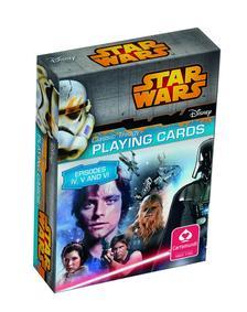 Cartamundi - Star Wars IV-VI. kártya