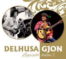 DELHUSA GJON - Delhusa Gjon legszebb dalai 1. (CD)