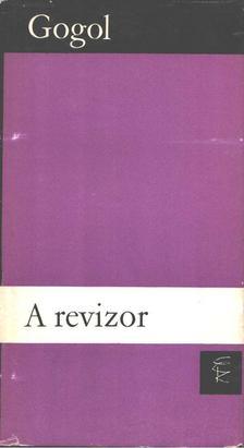 Gogol - A revizor [antikvár]