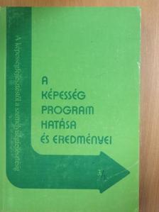 Balázs Éva - A képességfejlesztő program hatása és eredményei [antikvár]
