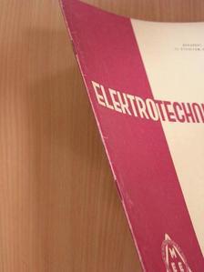 Benkó Sándor - Elektrotechnika 1970. április [antikvár]