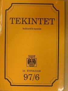 Balázsovics Mihály - Tekintet 1997/6. [antikvár]