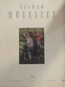 Aradi Nóra - Szabad Művészet 1955. október [antikvár]