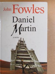 John Fowles - Daniel Martin [antikvár]