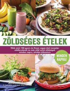 Jessica Nadel - Zöldésges ételek minden napra