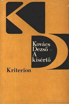 Kovács Dezső - A kísértő [antikvár]