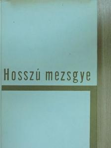 Bányai László - Hosszú mezsgye [antikvár]
