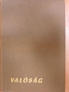 Ádám György - Valóság 1965. július-december (fél évfolyam) [antikvár]