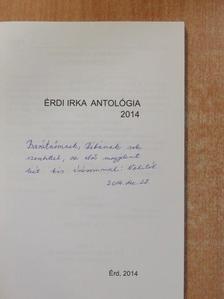 Ács Valéria Mária - Érdi Irka Antológia 2014 (dedikált példány) [antikvár]