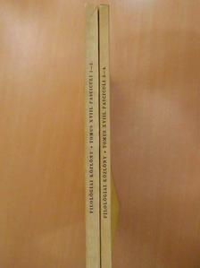 André Karátson - Filológiai Közlöny 1972. január-december [antikvár]