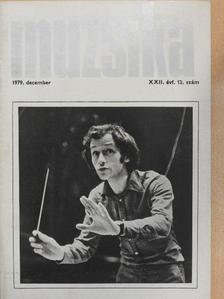 Albert Mária - Muzsika 1979. december [antikvár]