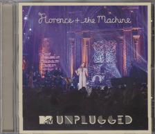 FLORENCE + THE MACHINE - FLORENCE + THE MACHINE UNPLUGGED CD