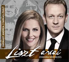 LISZT ARCAI - CD -