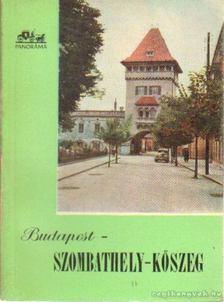PETHŐ TIBOR - Budapest - Szombathely - Kőszeg [antikvár]
