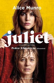 Alice Munro - Juliet - Három történet