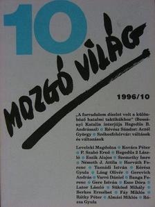 Almási Miklós - Mozgó Világ 1996. október [antikvár]