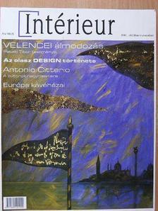 D. Magyari Imre - Intérieur 2001. október-november [antikvár]