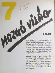 Almási Miklós - Mozgó Világ 2001. július [antikvár]