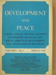 Bognár József - Development and Peace Spring 1980. [antikvár]