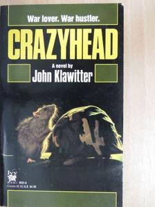 John Klawitter - Crazyhead [antikvár]