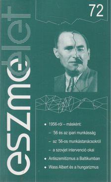 Andor László - Eszmélet 72 [antikvár]