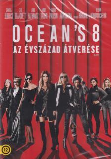 ROSS, GARY - OCEAN'S 8 - AZ ÉVSZÁZAD ÁTVERÉSE DVD