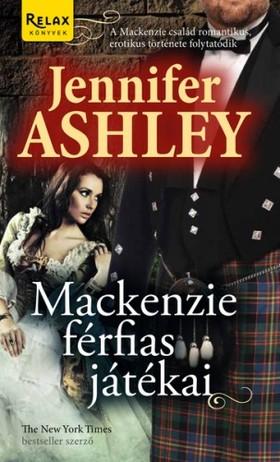 Jennifer Ashley - Mackenzie férfias játékai [eKönyv: epub, mobi]