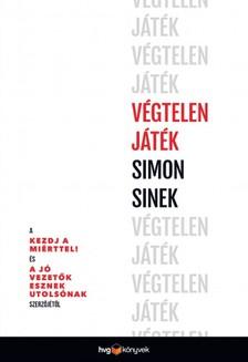 Simon Sinek - Végtelen játék [eKönyv: epub, mobi]
