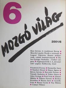 Almási Miklós - Mozgó Világ 2001. június [antikvár]
