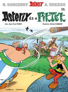 René Goscinny - Asterix 35. - Asterix és a Piktek